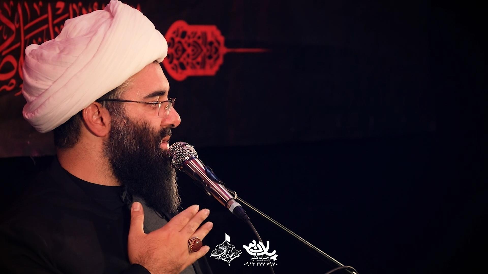 نماز امام حسینی