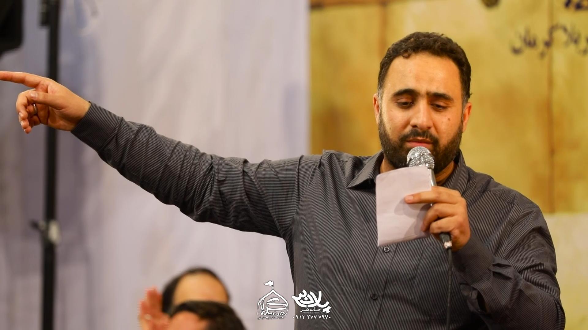حی علی مشهد ملا محمد فصولی