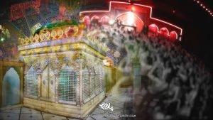 لشکر آمده با خود و زره کربلایی محمدرضا ناصری
