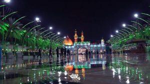خاطرات حرم کربلایی محمد حسین پویانفر