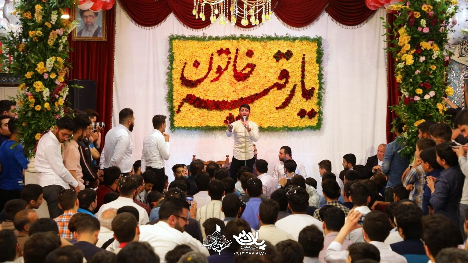 دست علی محسن عراقی