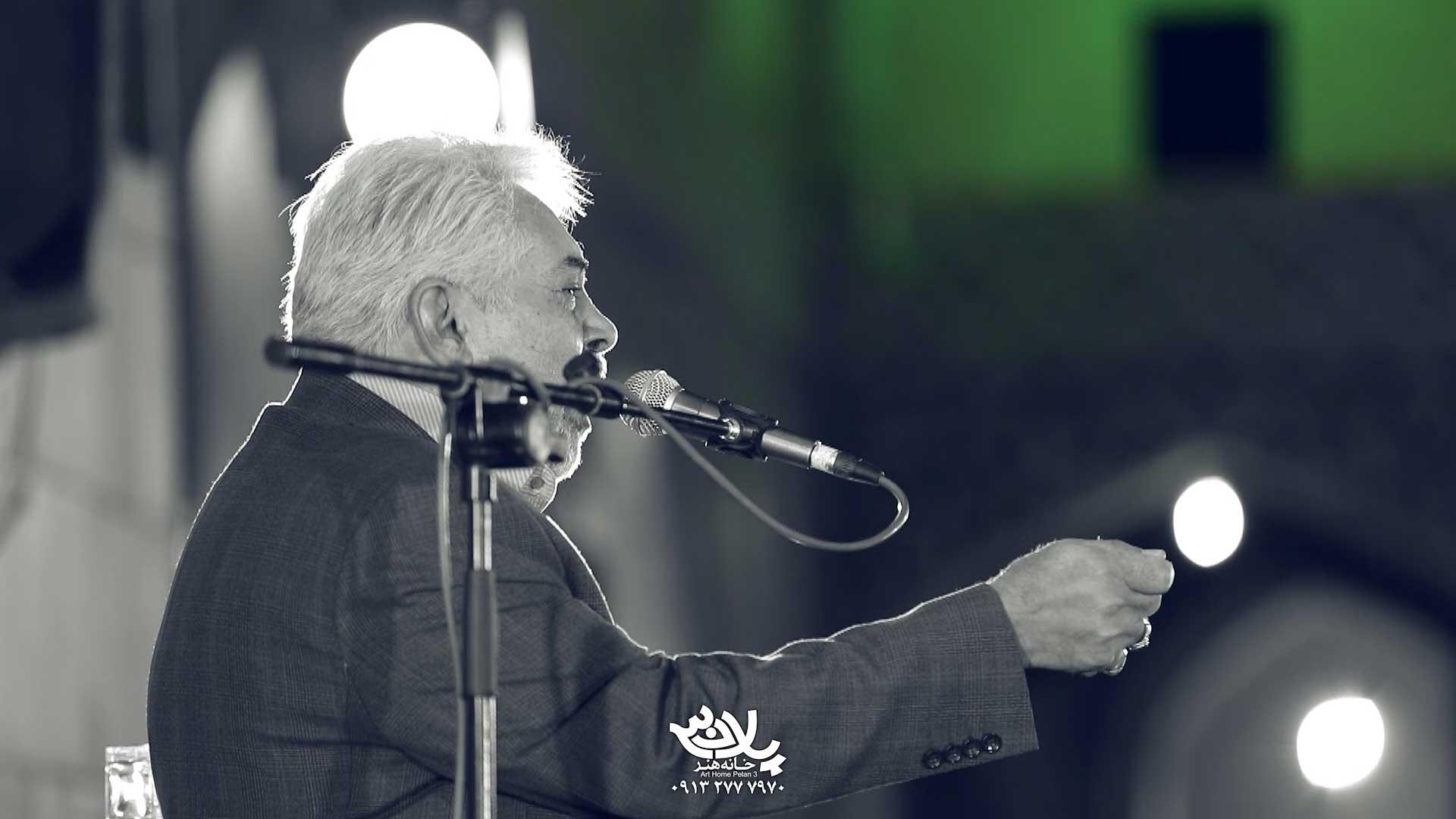 نگاه به خیمه ها محمد نوروزی
