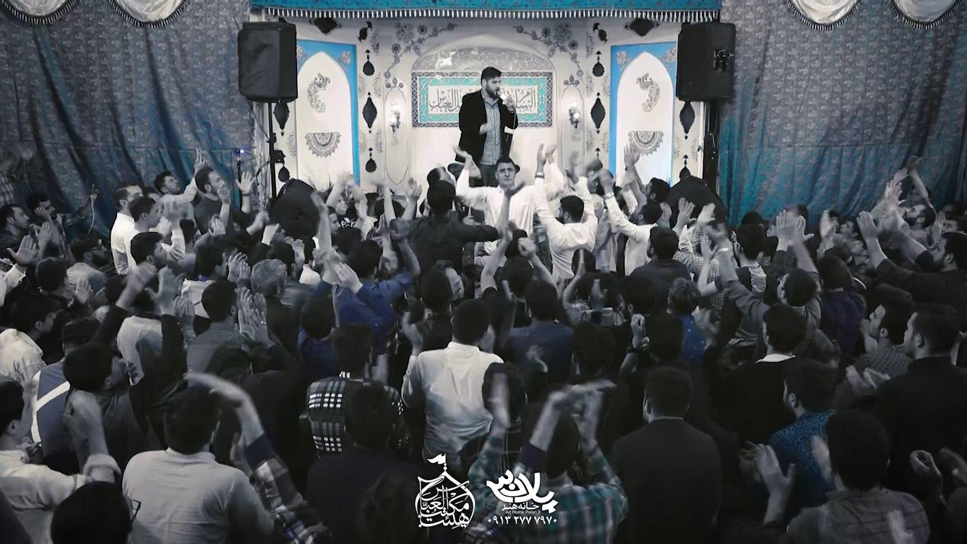 حیدری ام قلندرم کاظم اکبری