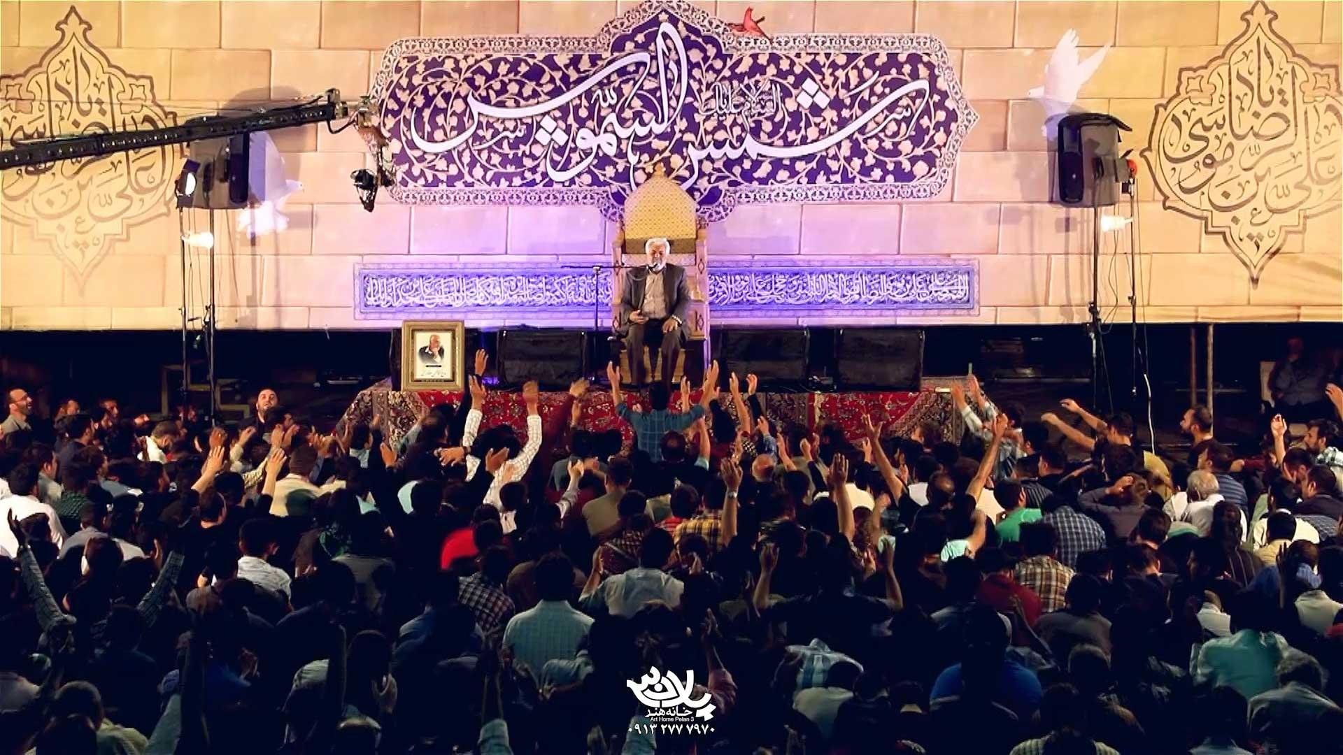 روضه سر محمد نوروزی