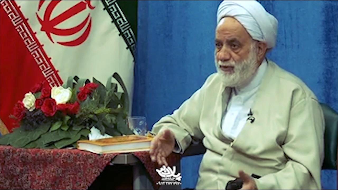 درس برای خدا حجت الاسلام قرائتی