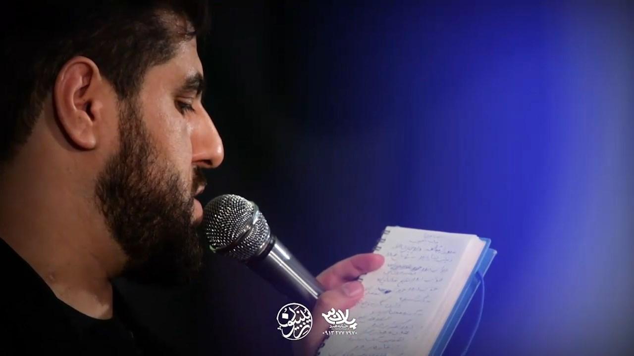 حرم رونمایی شده کربلایی کاظم اکبری