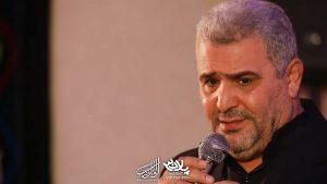 روضه ترکی امام حسین حاج ابراهیم رهبر