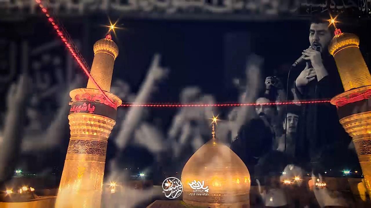 درراه رسیدن به تو کاظم اکبری