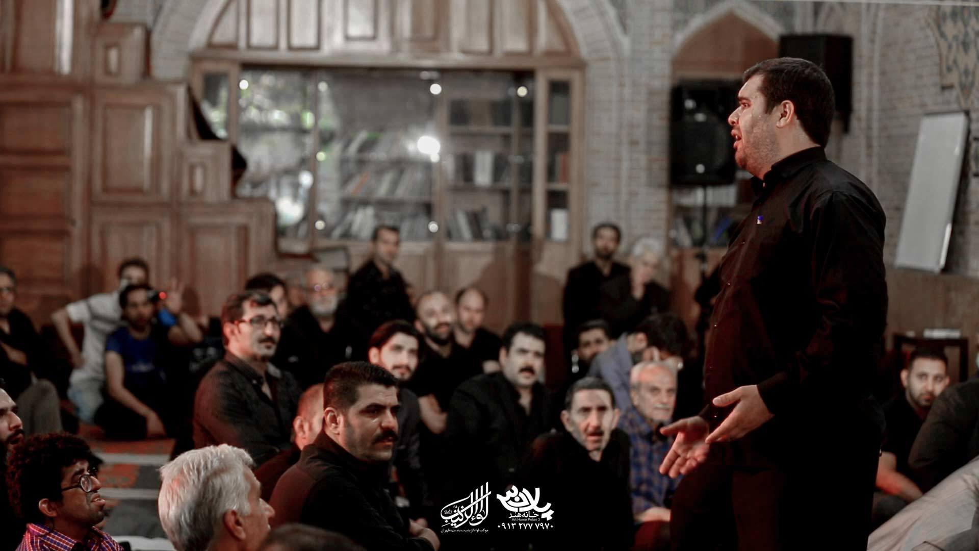 روضه ترکی حسن عزتی