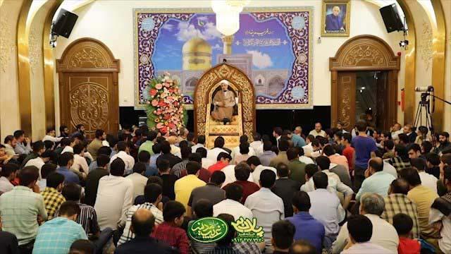 در خونه امام رضا ناصر رفیعی