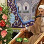دعای امام رضا ناصر رفیعی