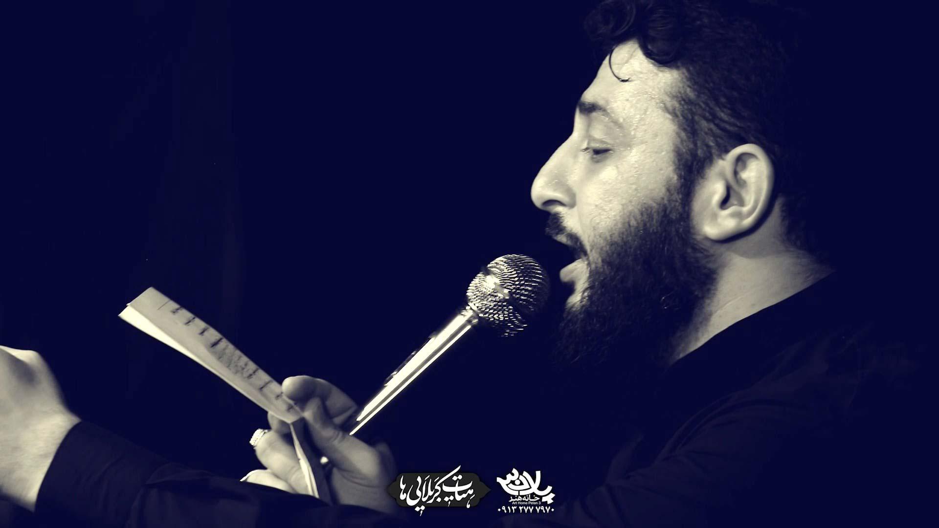 نیزه به تنت محمود گرجی