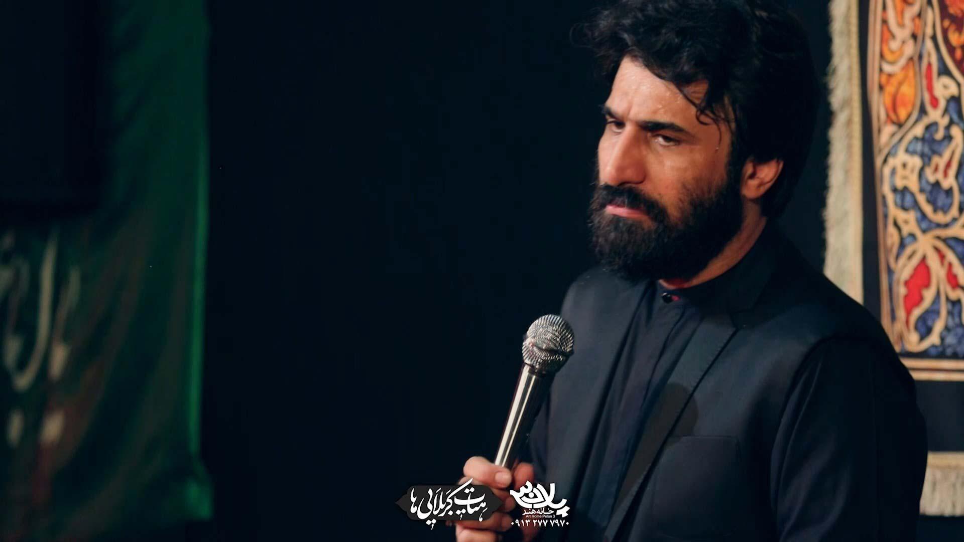 عنایت امام رضا صابر خراسانی