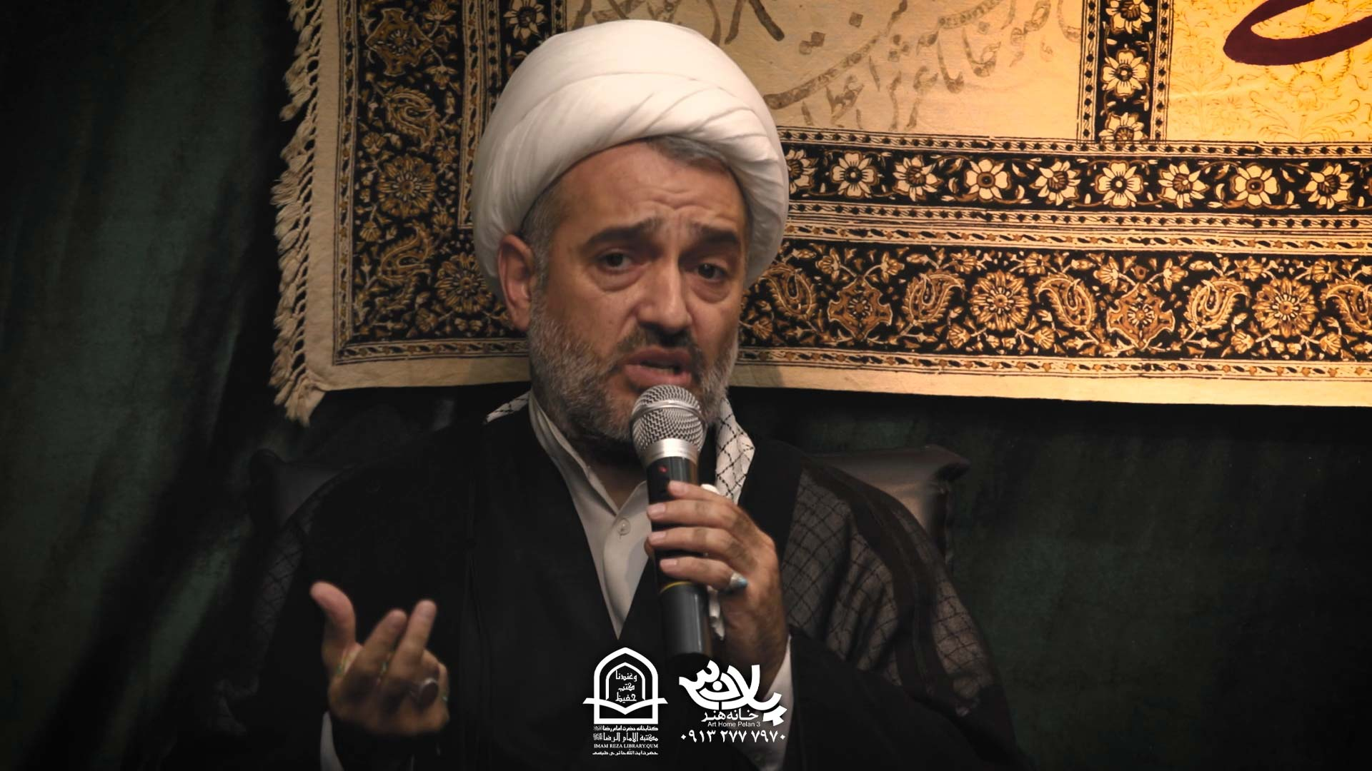 کرونا و هیئات محمد میرزامحمدی