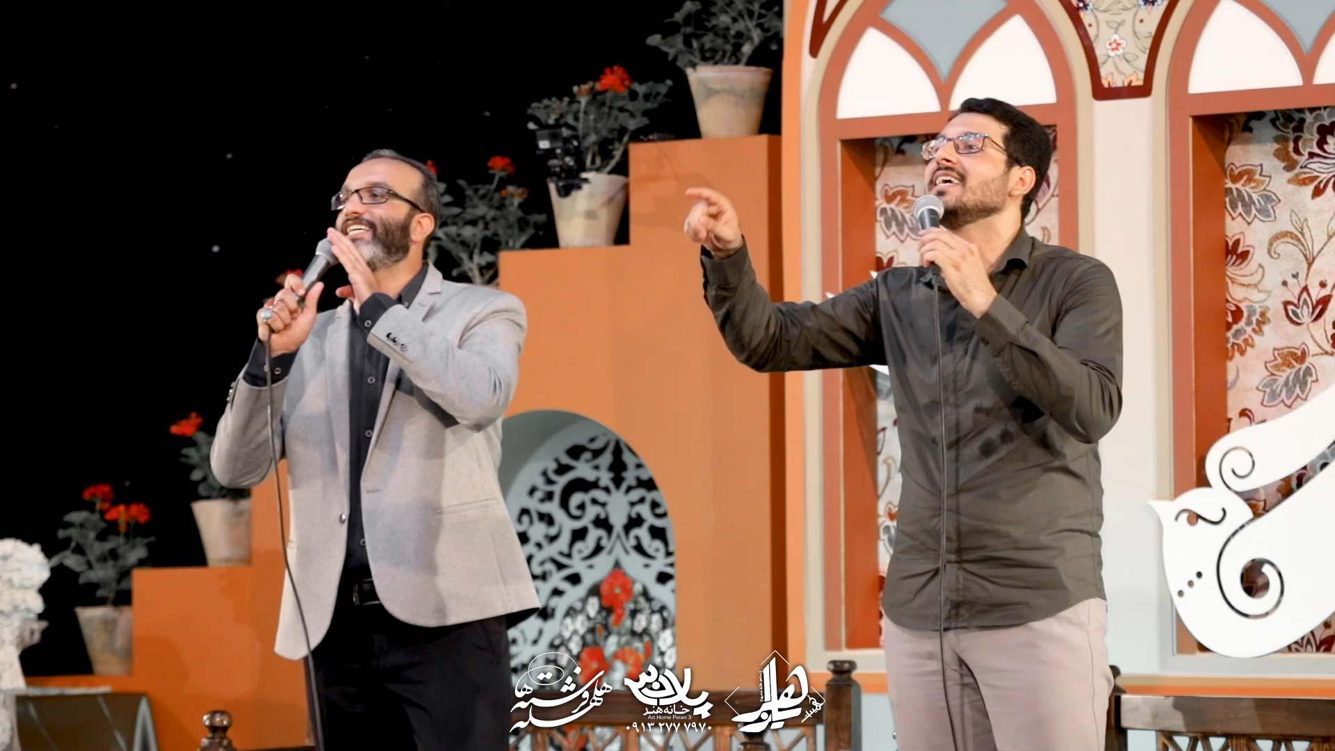 پروبالم علیه علی اکبر حائری