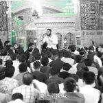 تجربه تیر کشیدن محمد حسین حدادیان