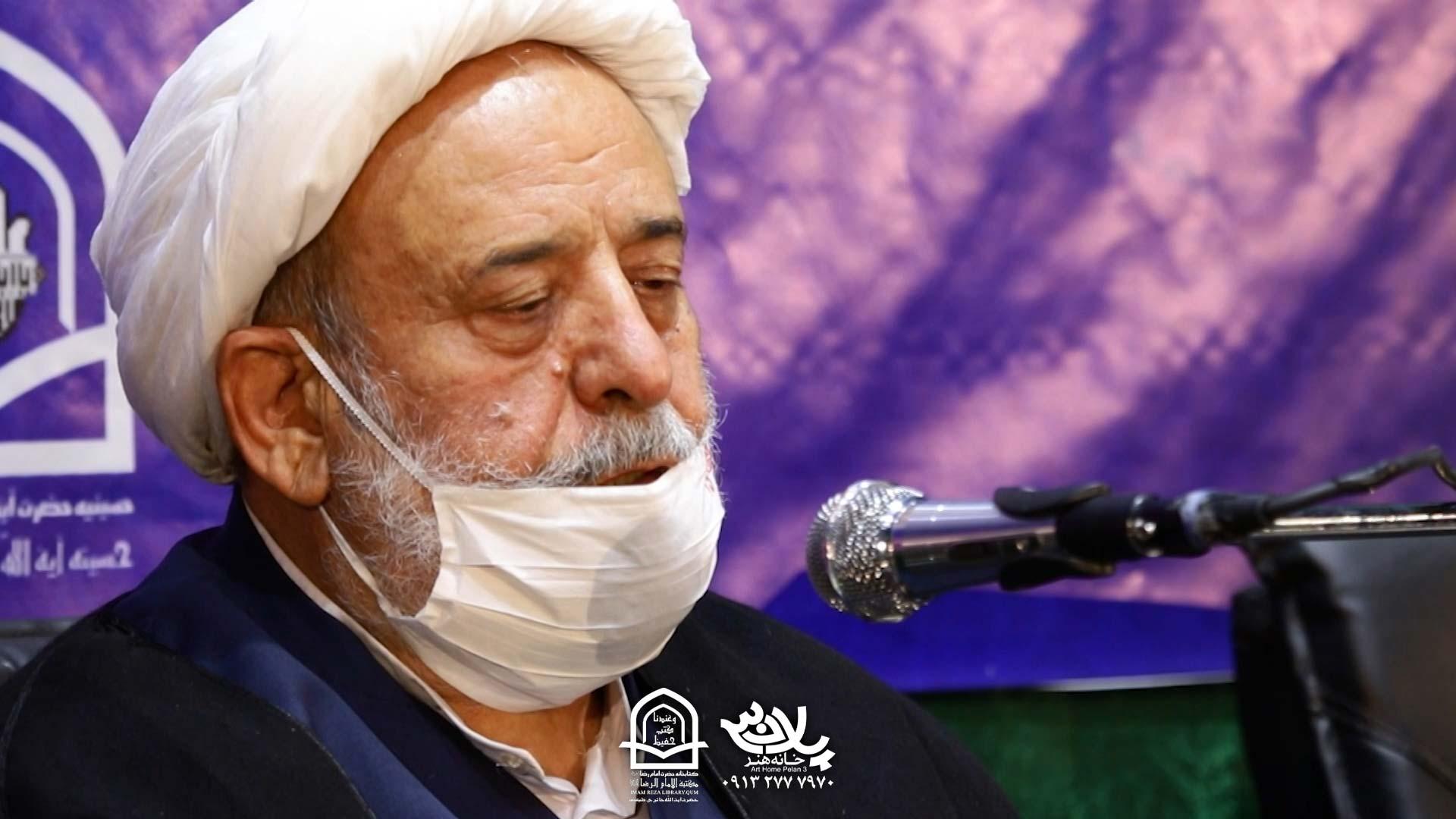دولت امام حسین شیخ حسین انصاریان