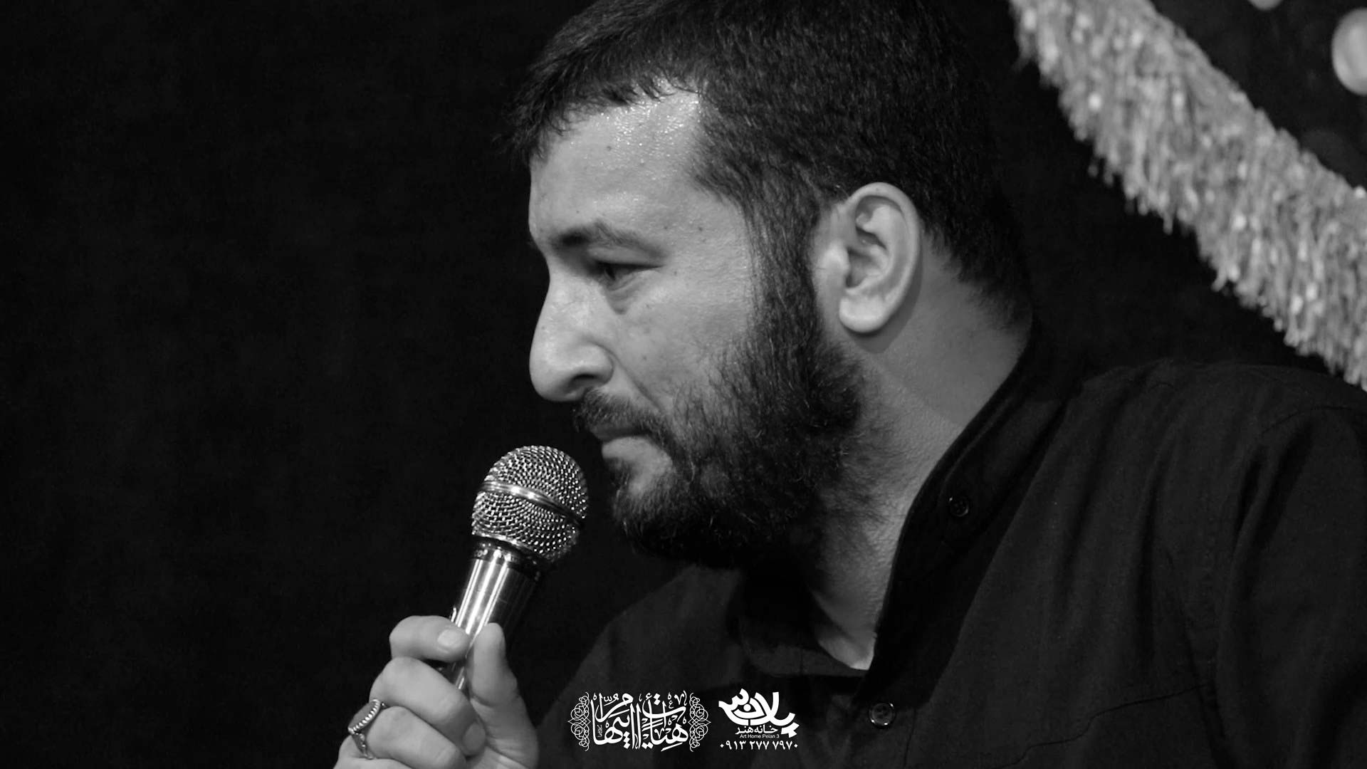 شیرین زبانی سید امیر حسینی