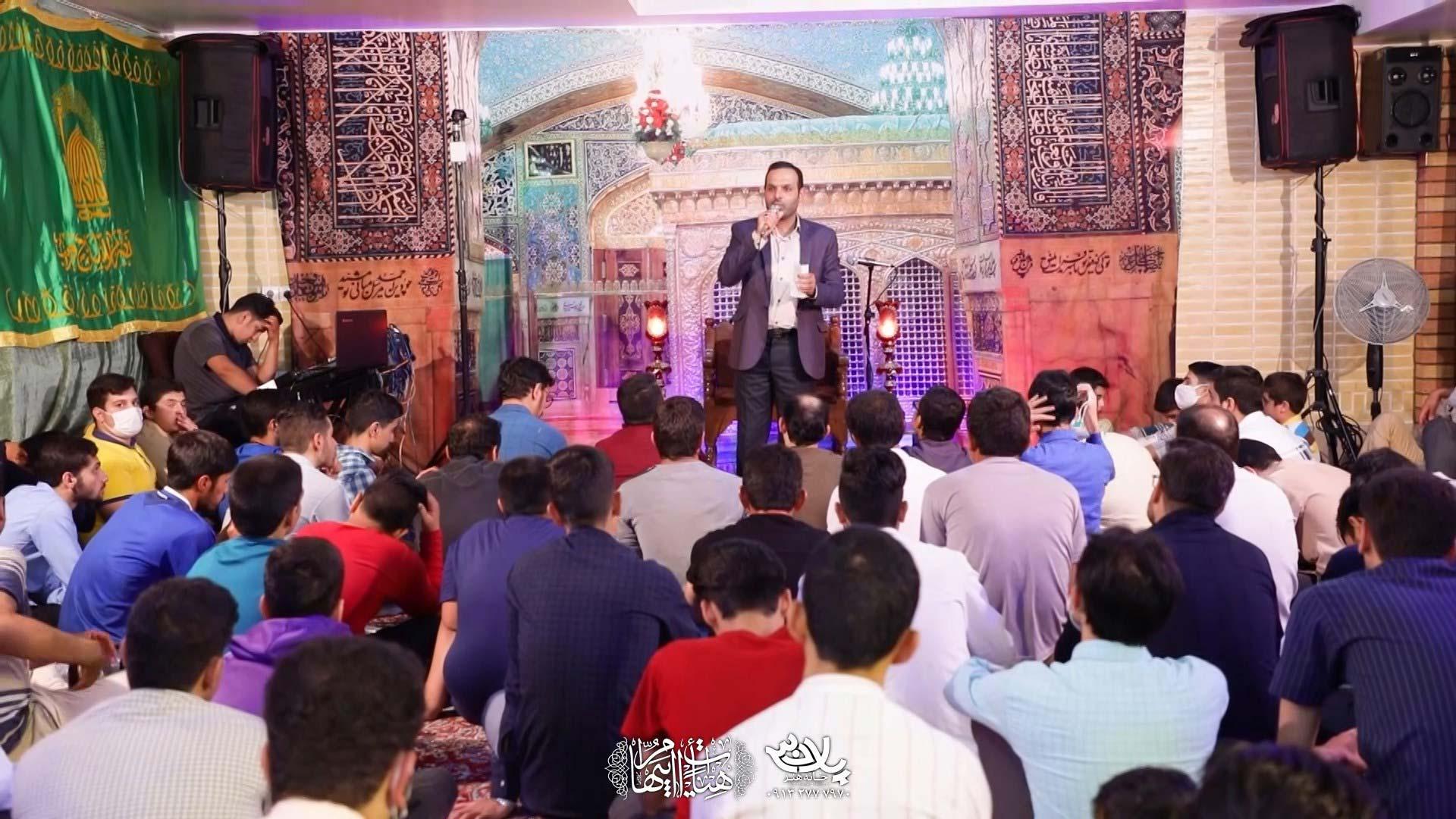 با نسیم بهار شهاب الدین خالقی