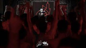 ساقی حسین است سید علی مومنی