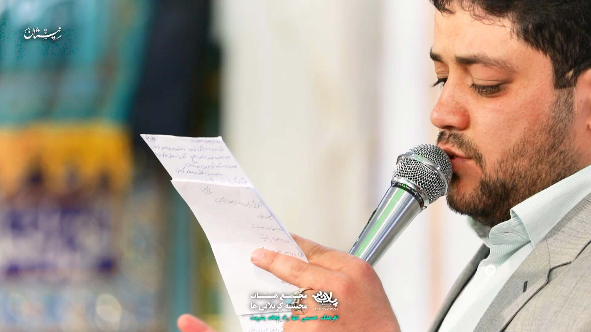 عمر غم سراومده ملا محمد معتمدی