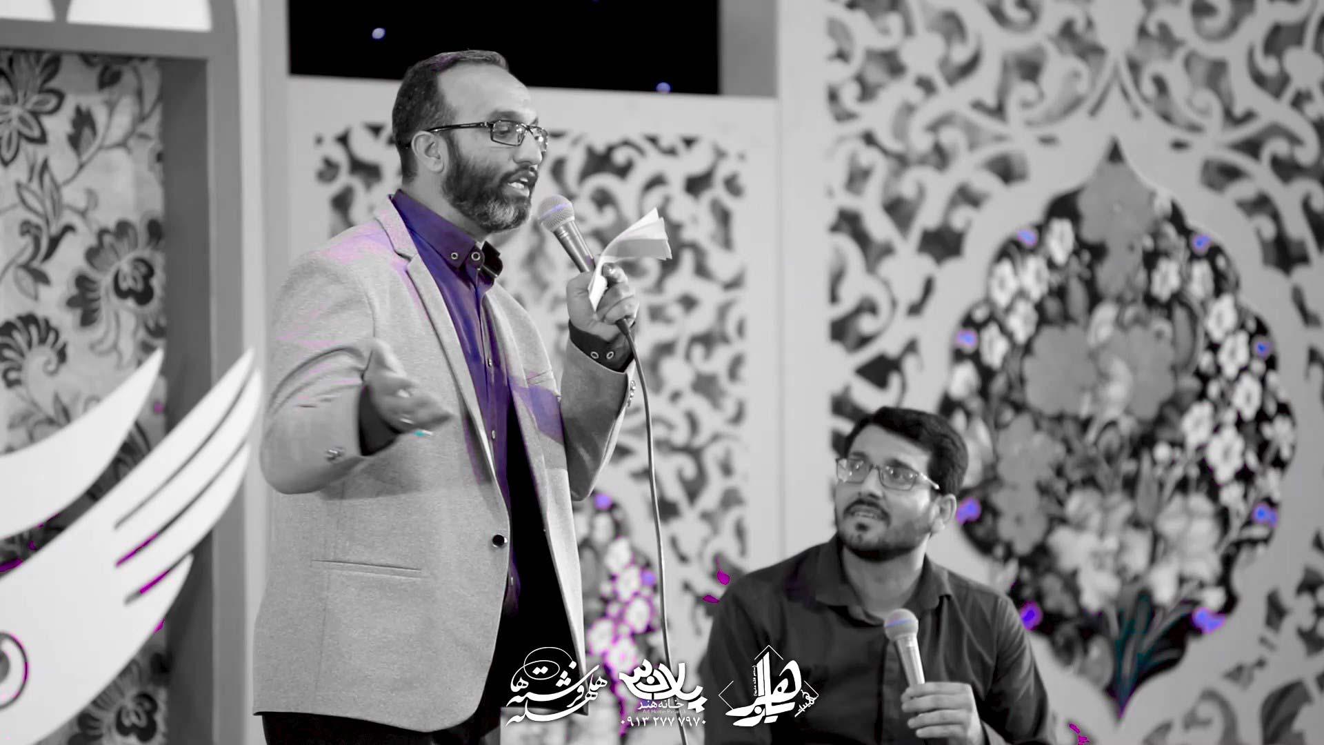 ساقی بده باده علی حبیب زاده