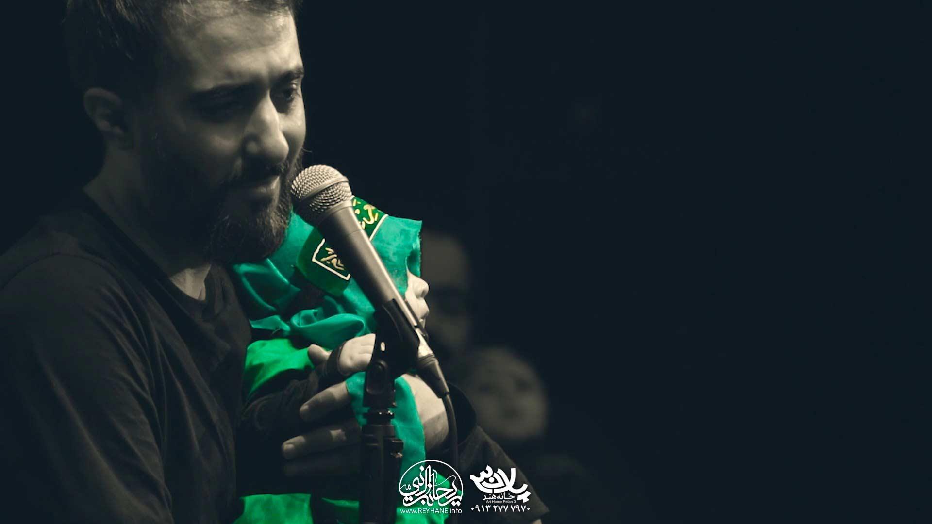 من روی ناقه ام محمدحسین پویانفر