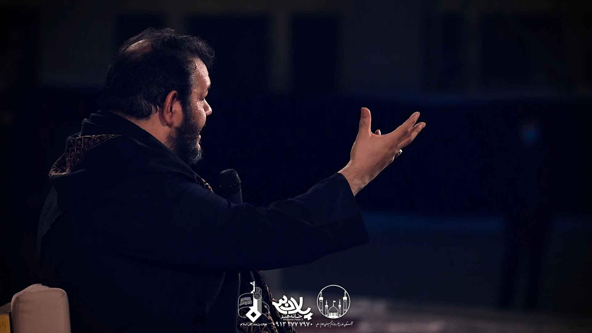 سفر حج حیدر خمسه