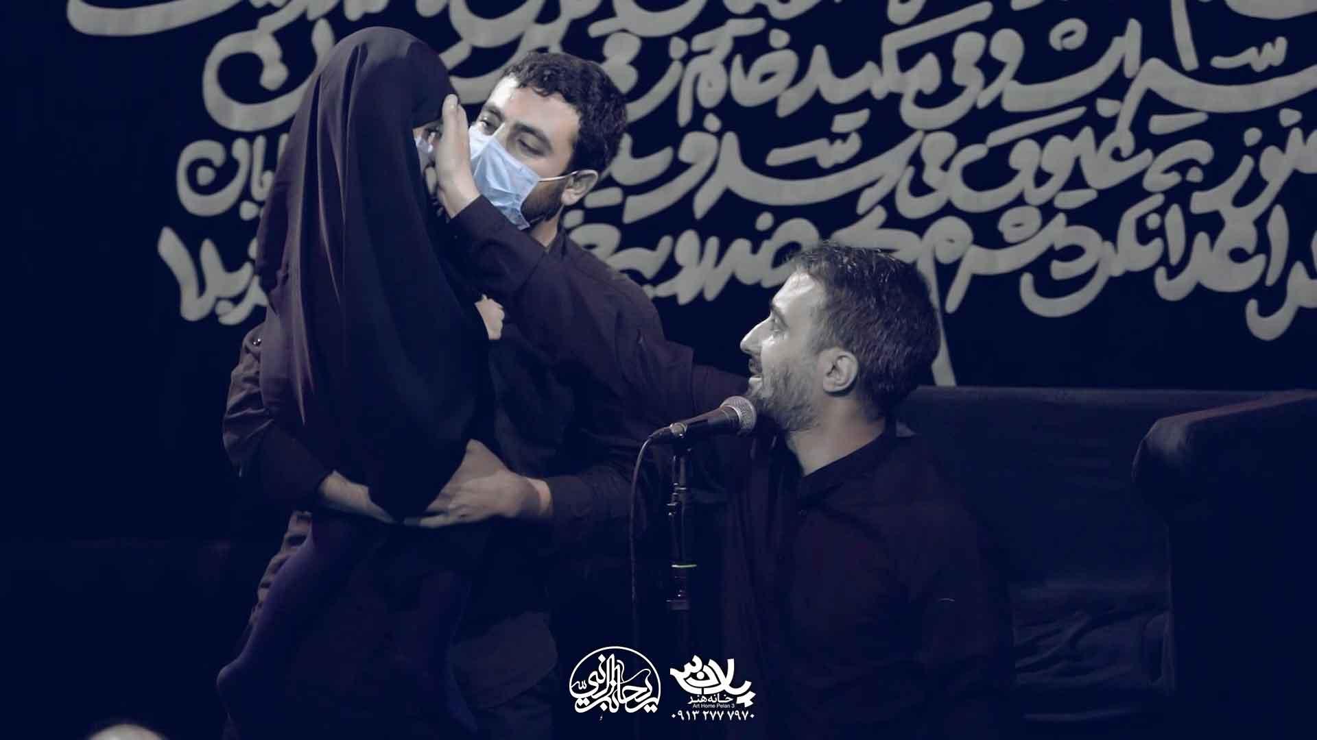 دست عدو محمدحسین پویانفر