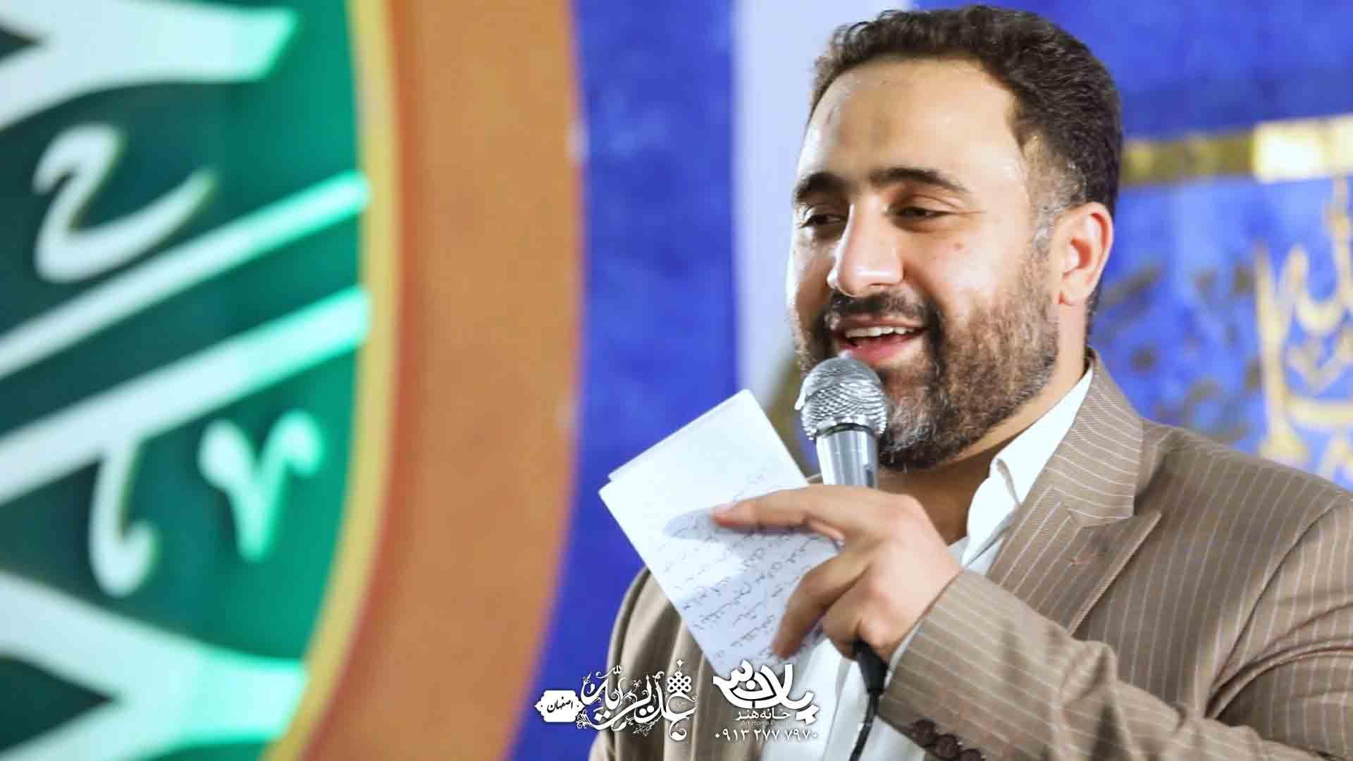 حیدر بعد پیغمبر محمد فصولی