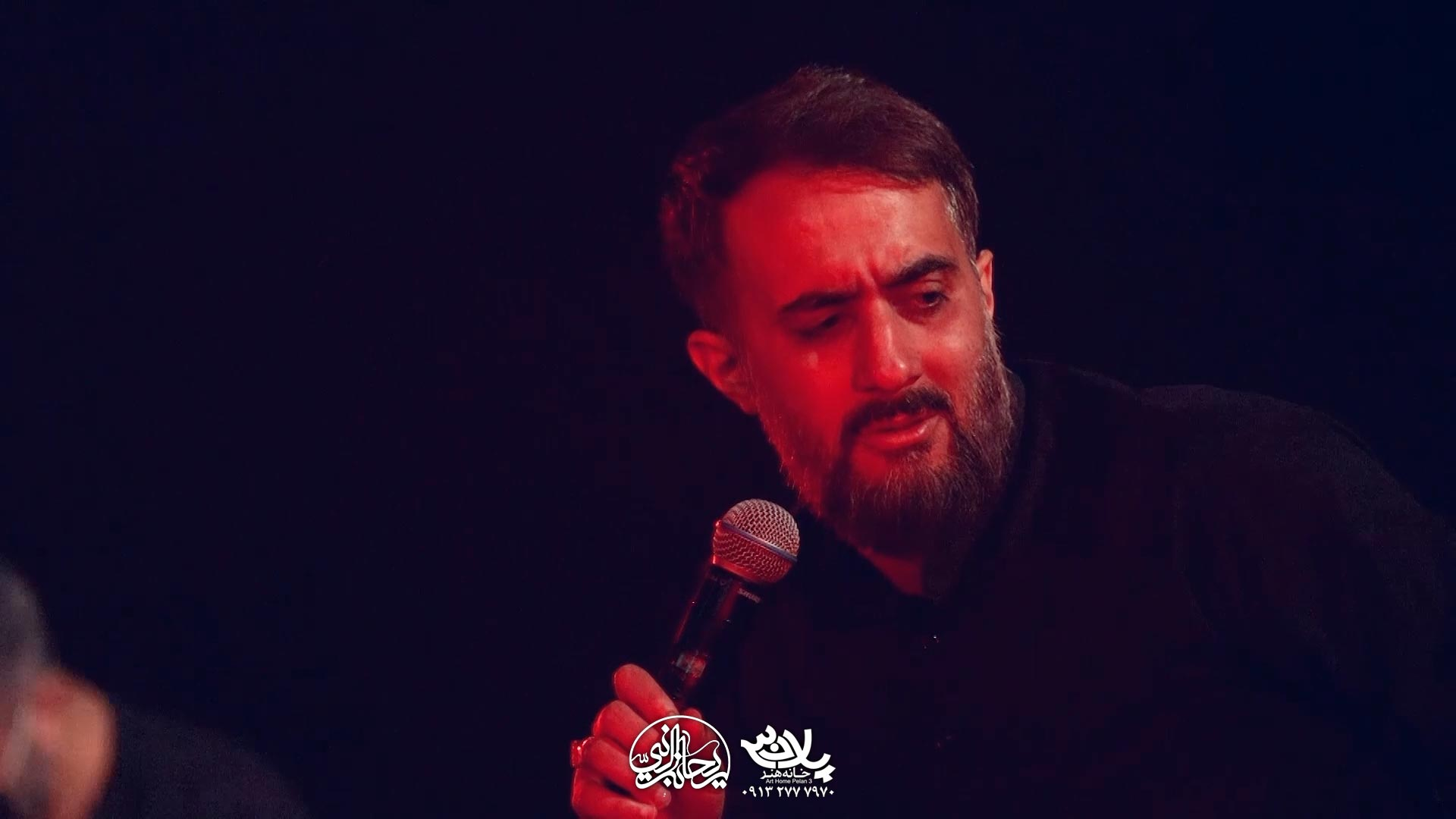 خیمه های تشنه محمدحسین پویانفر