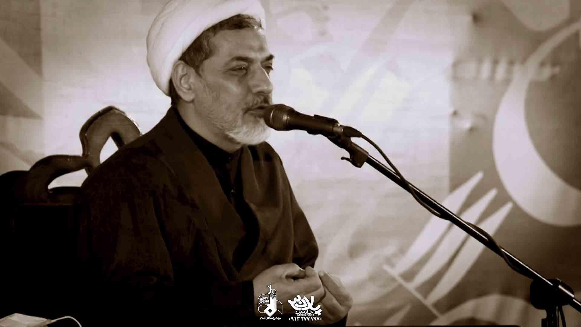 عبدالله ابن حسن استاد رفیعی