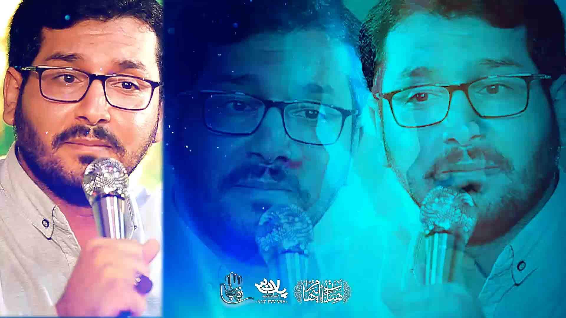 دامن آلوده علی اکبر حائری