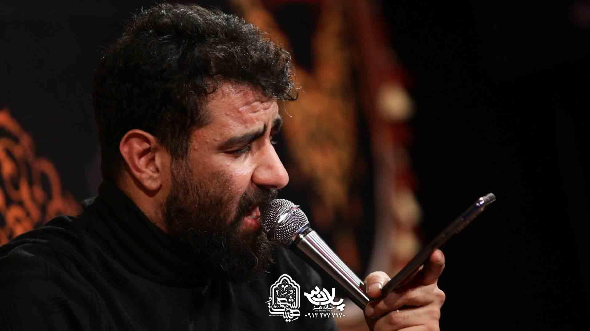 حسین جان علی پورکاوه
