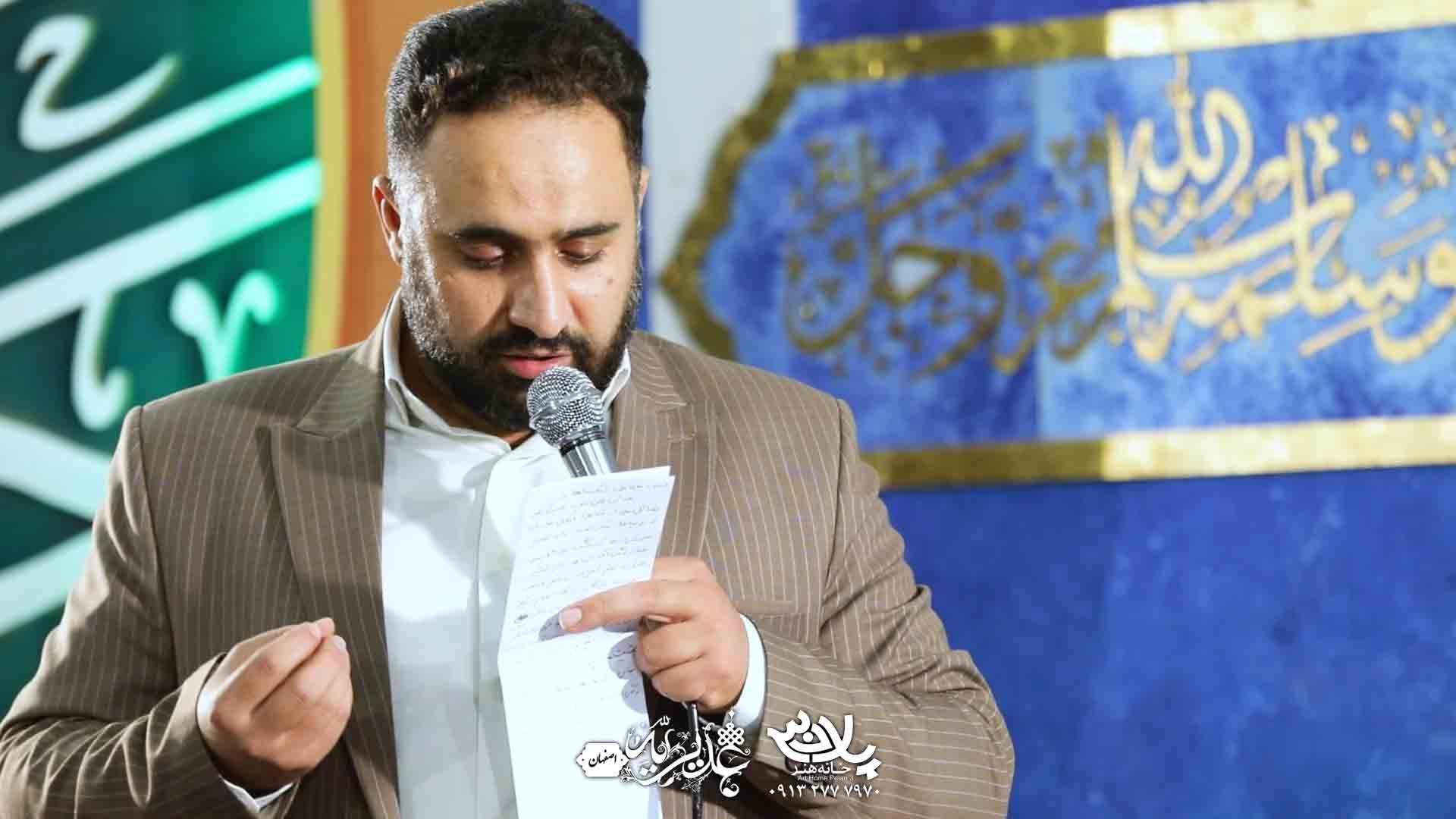 مباهله محمد فصولی