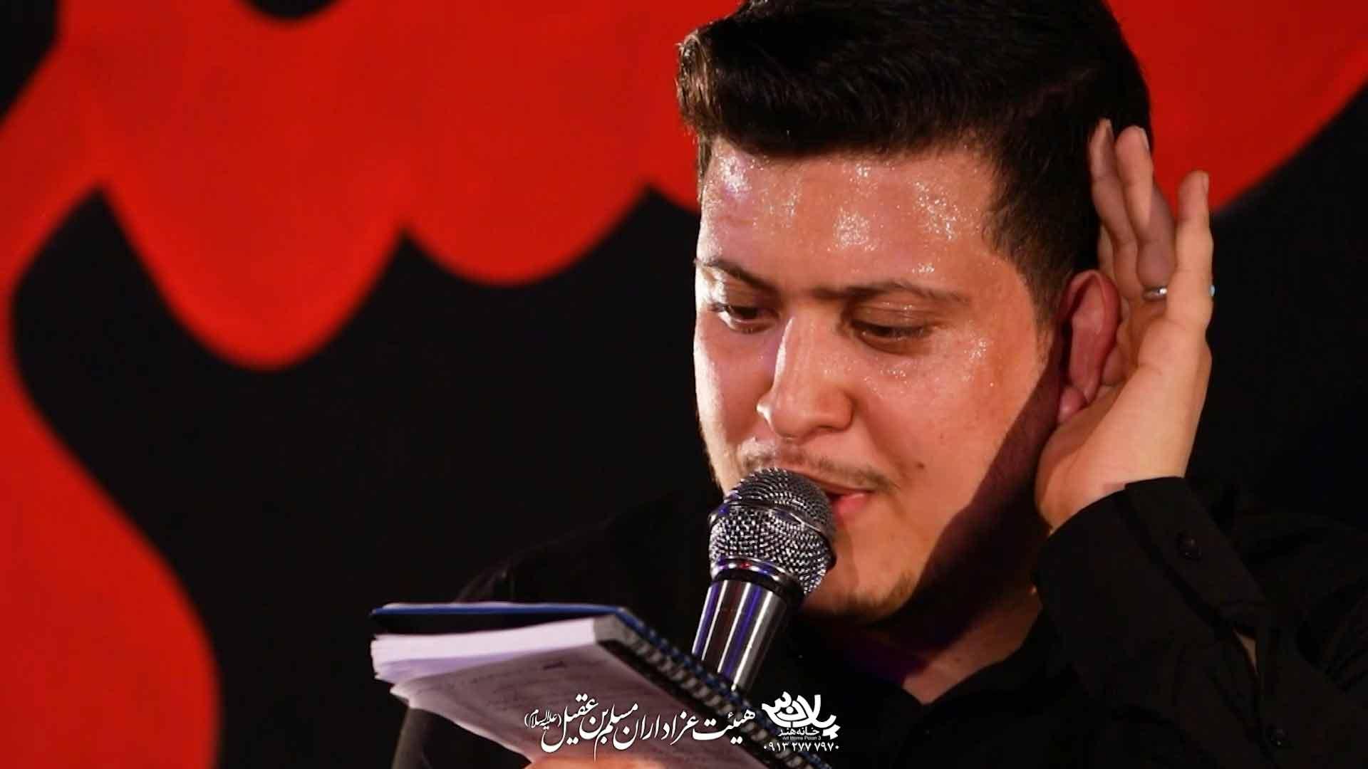 سفیر کربلا محمدرضا ناصری