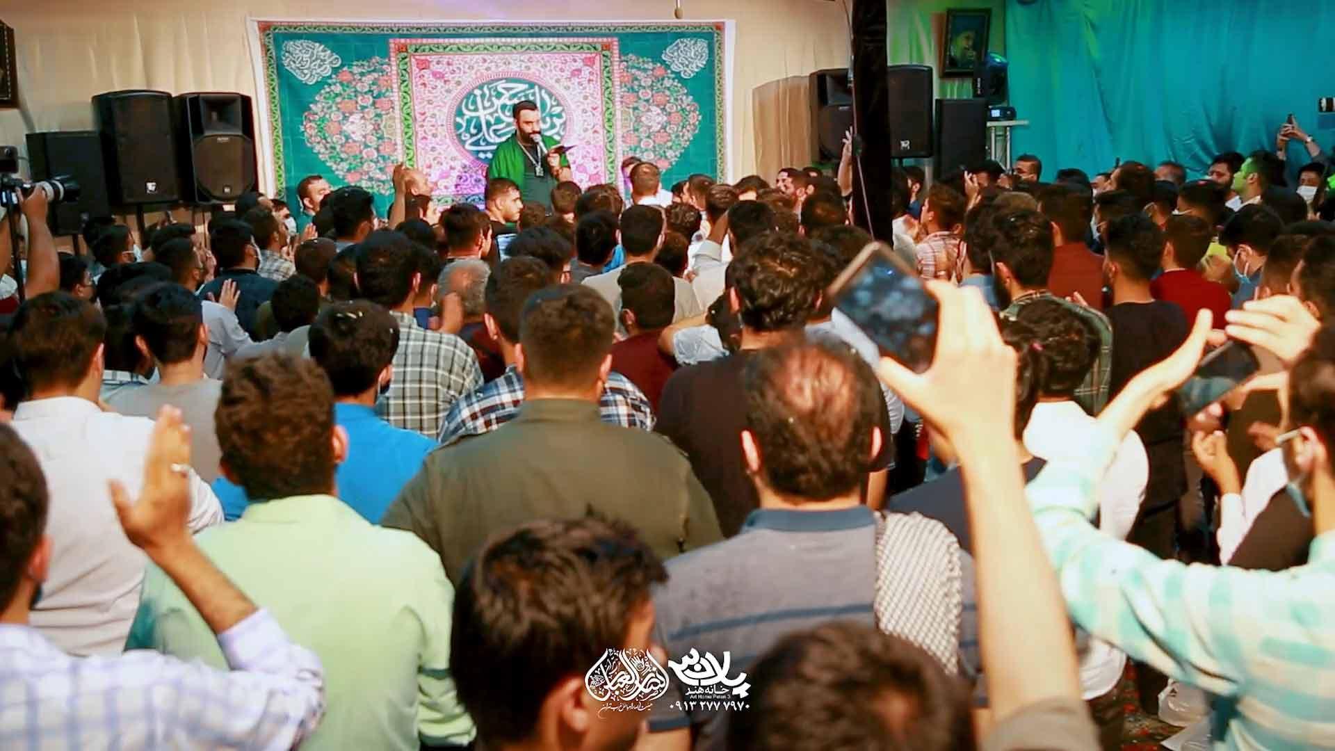 حسین ای شهزاده جواد مقدم