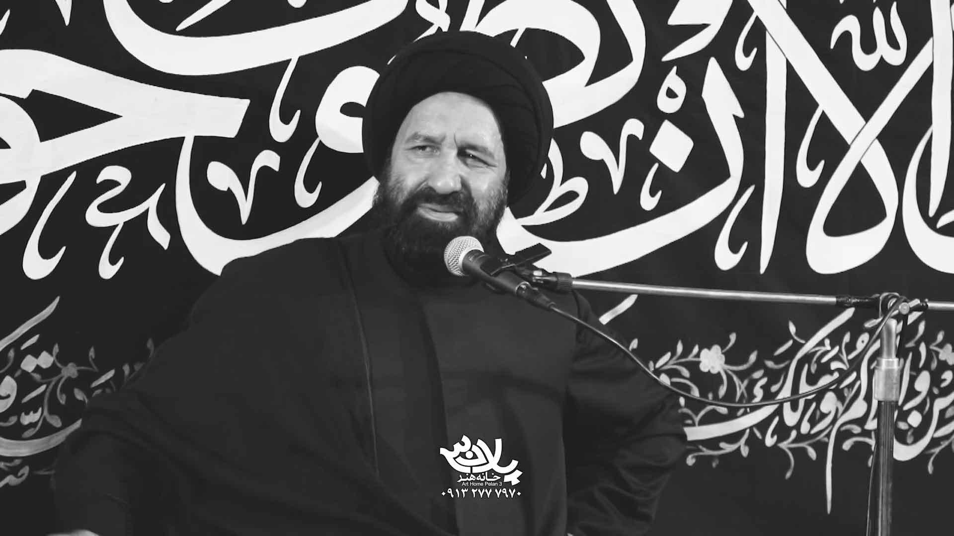 عزاداری امام حسین استاد دارستانی