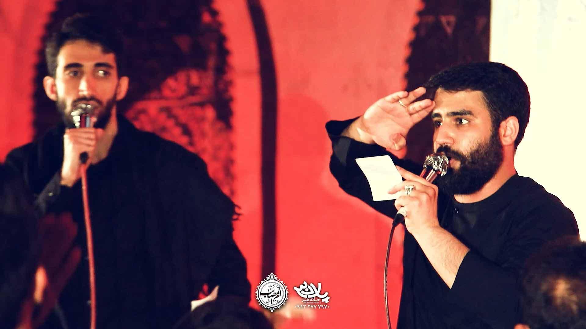 قهرمان زینب حسین طاهری
