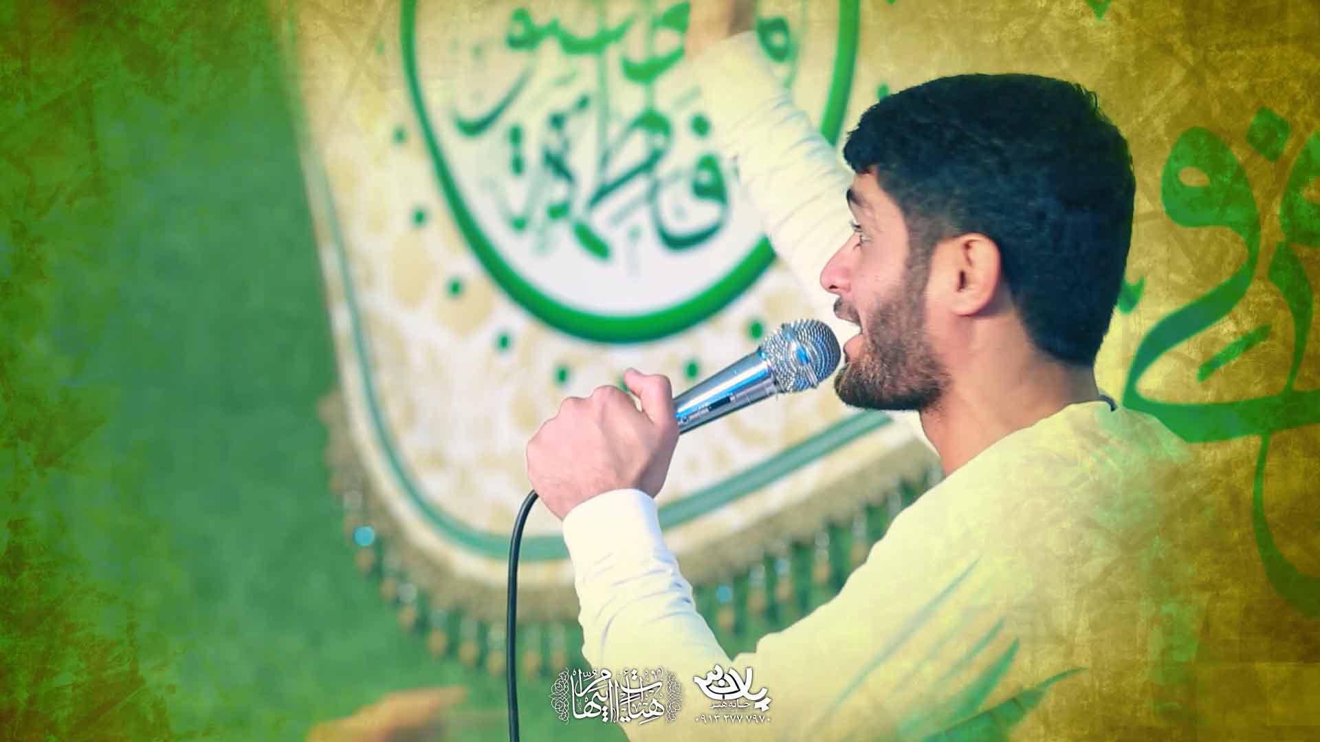 در آغوش علی محسن عراقی