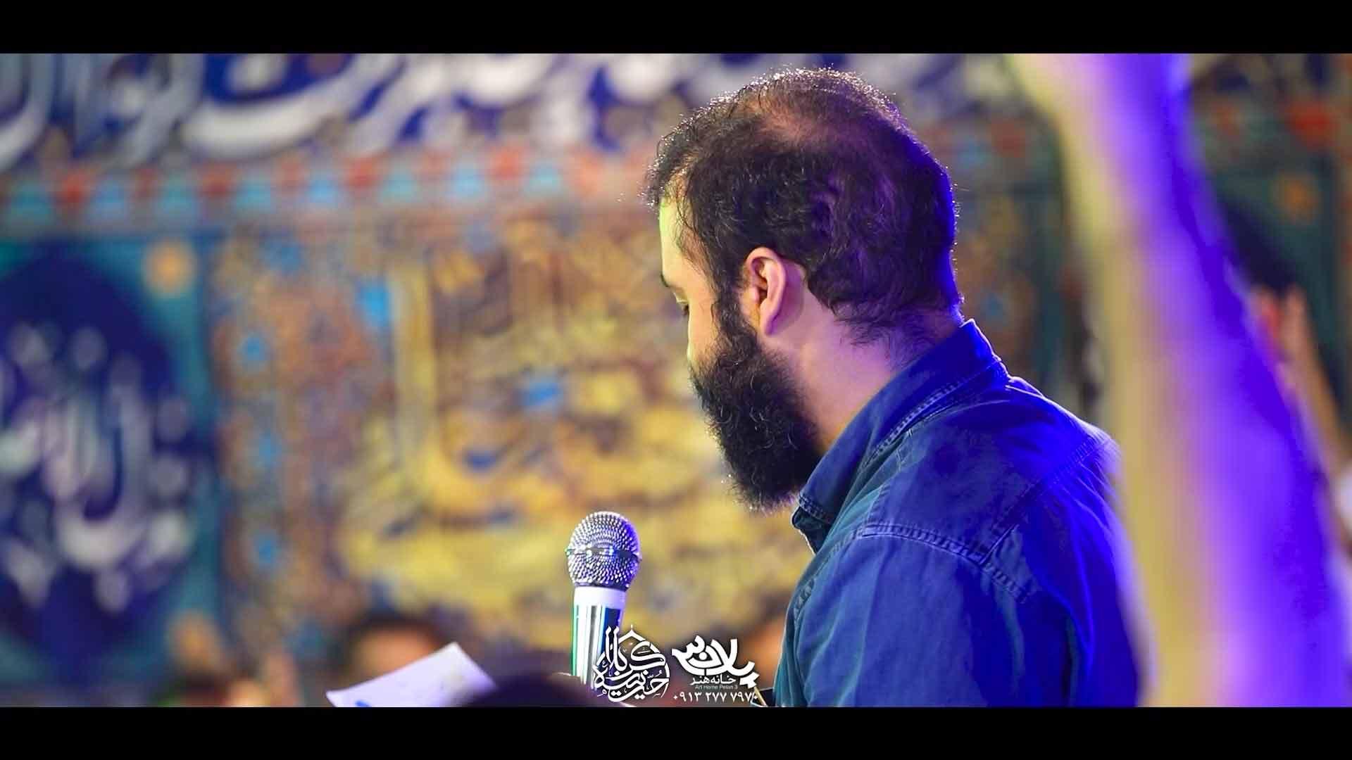 سفره دار خونه حیدر عبدالرضا هلالی