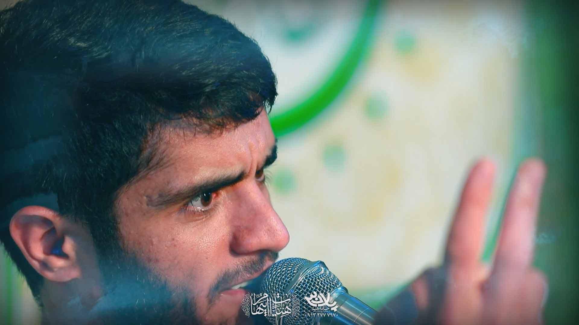 عشق ثامن الحجج محسن عراقی
