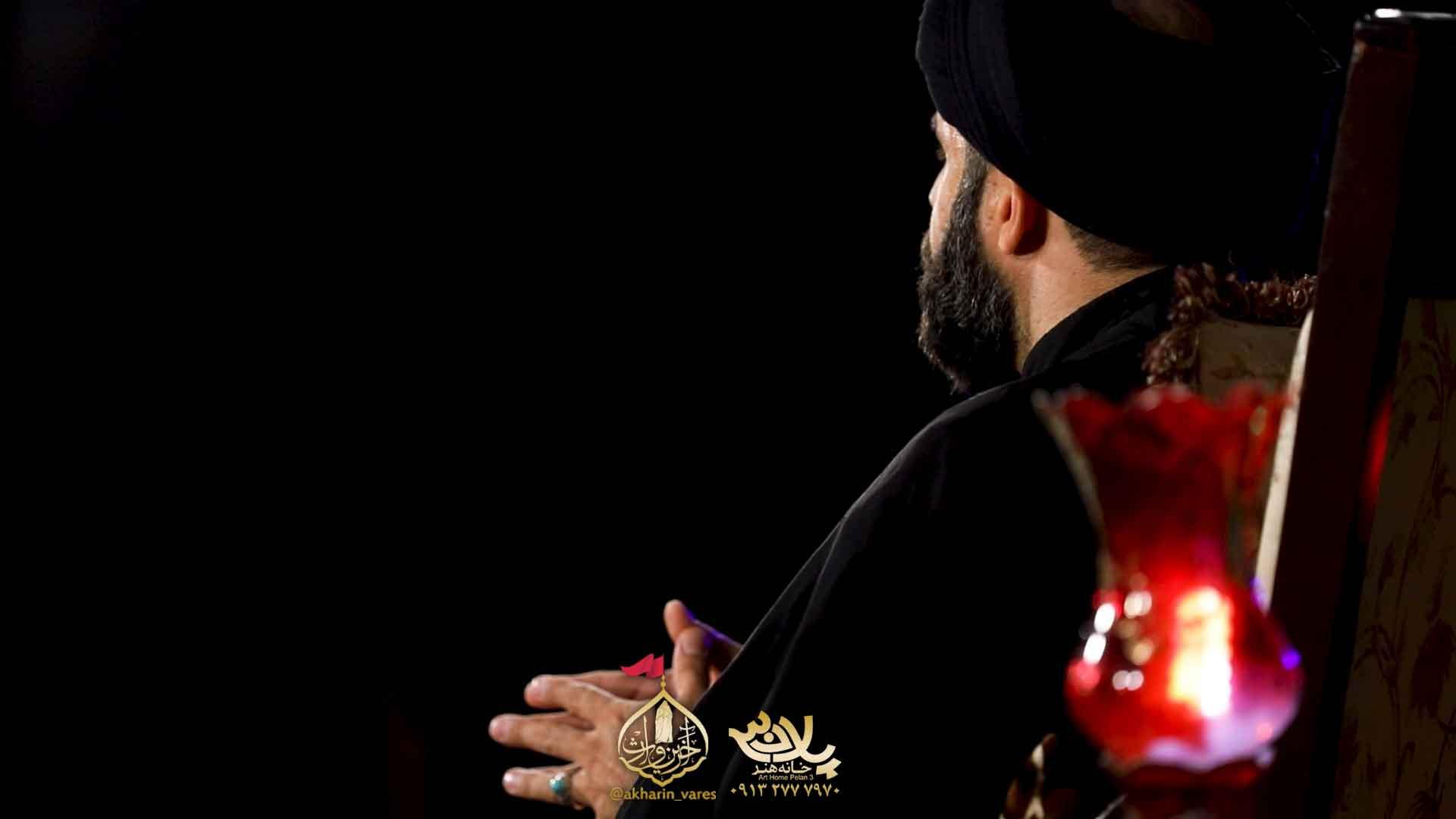 جز زیبایی ندیدم هادی احمدی