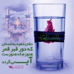 آب کربلا احمد علوی