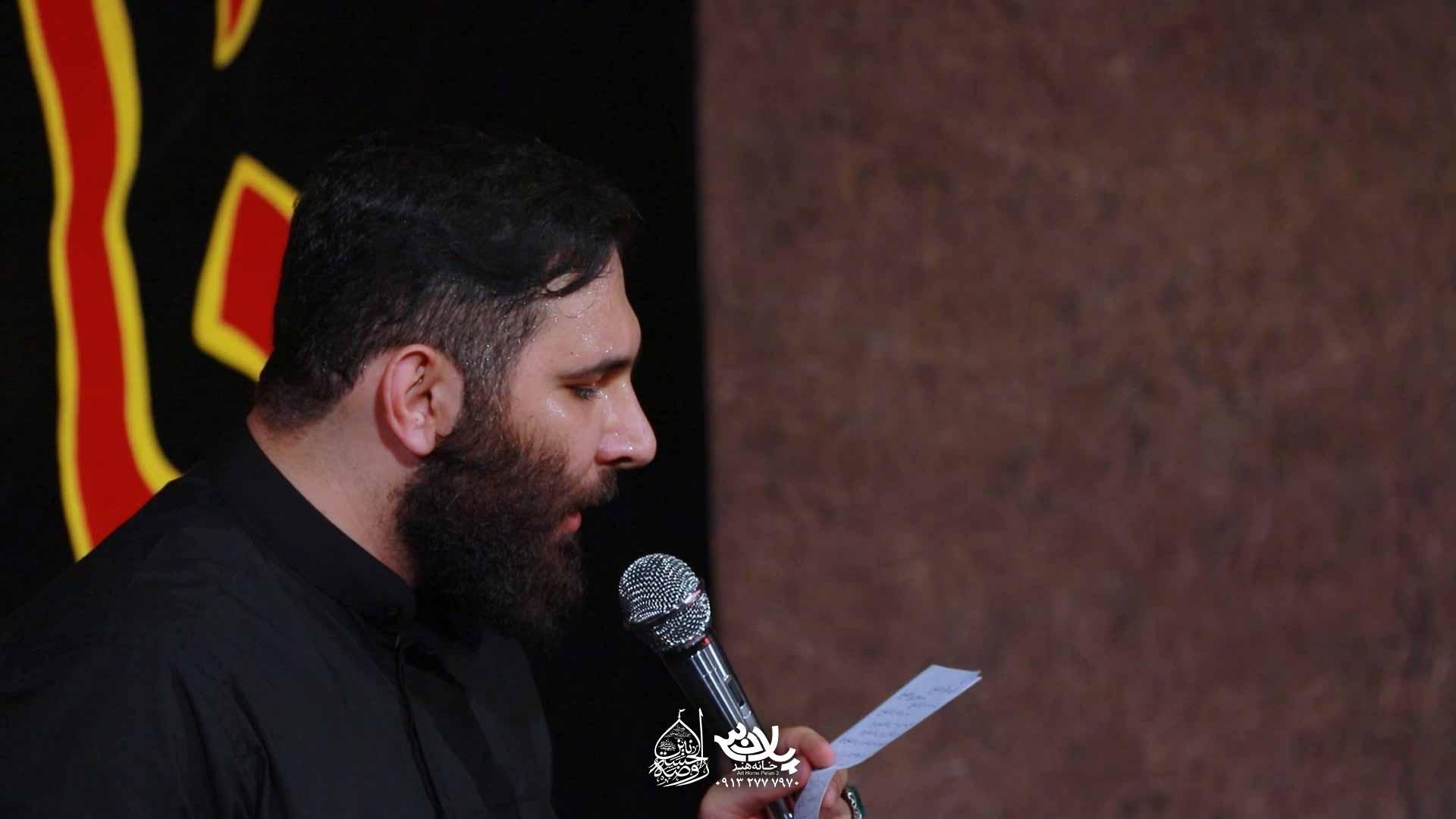 الگوی ایثار اباالفضل محمدحسین حدادیان