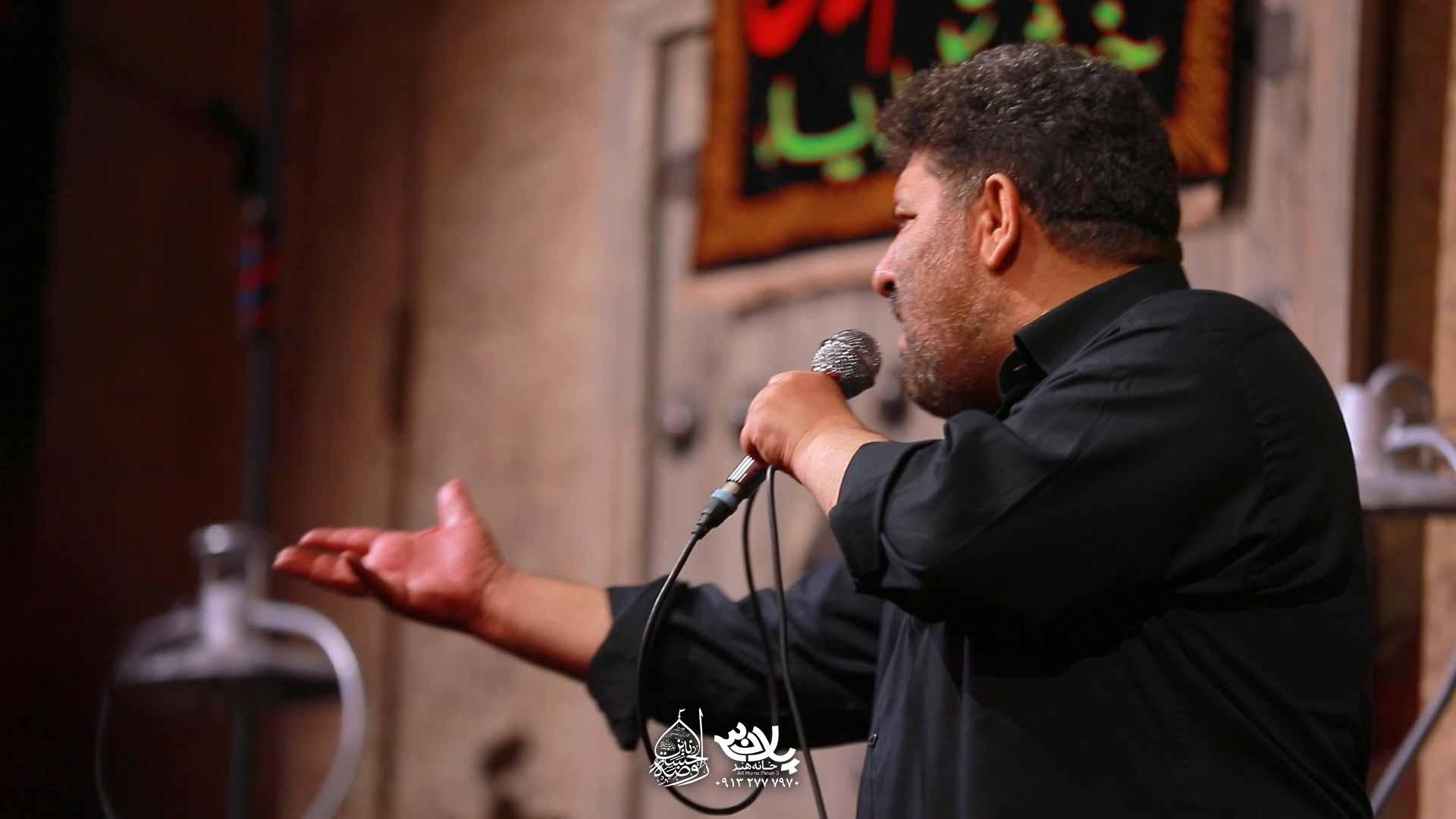 یتیم حسن سعید حدادیان