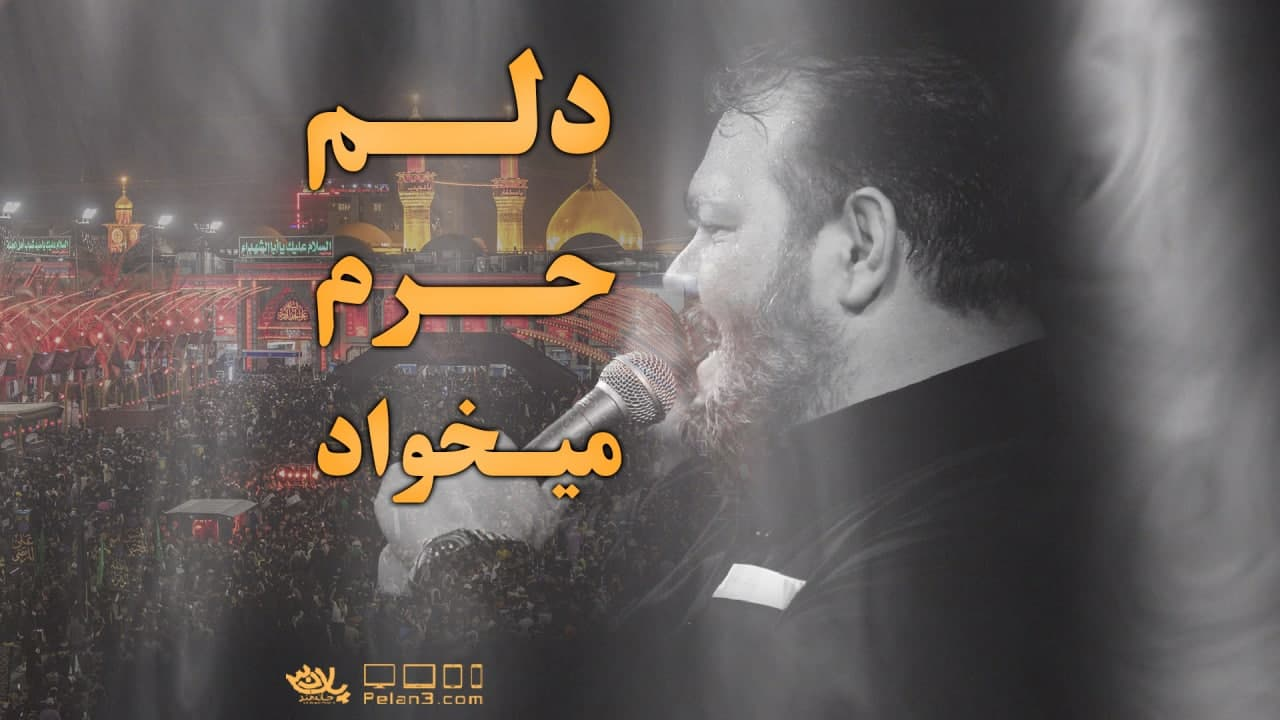 دانلود دلم حرم میخواد حیدر خمسه